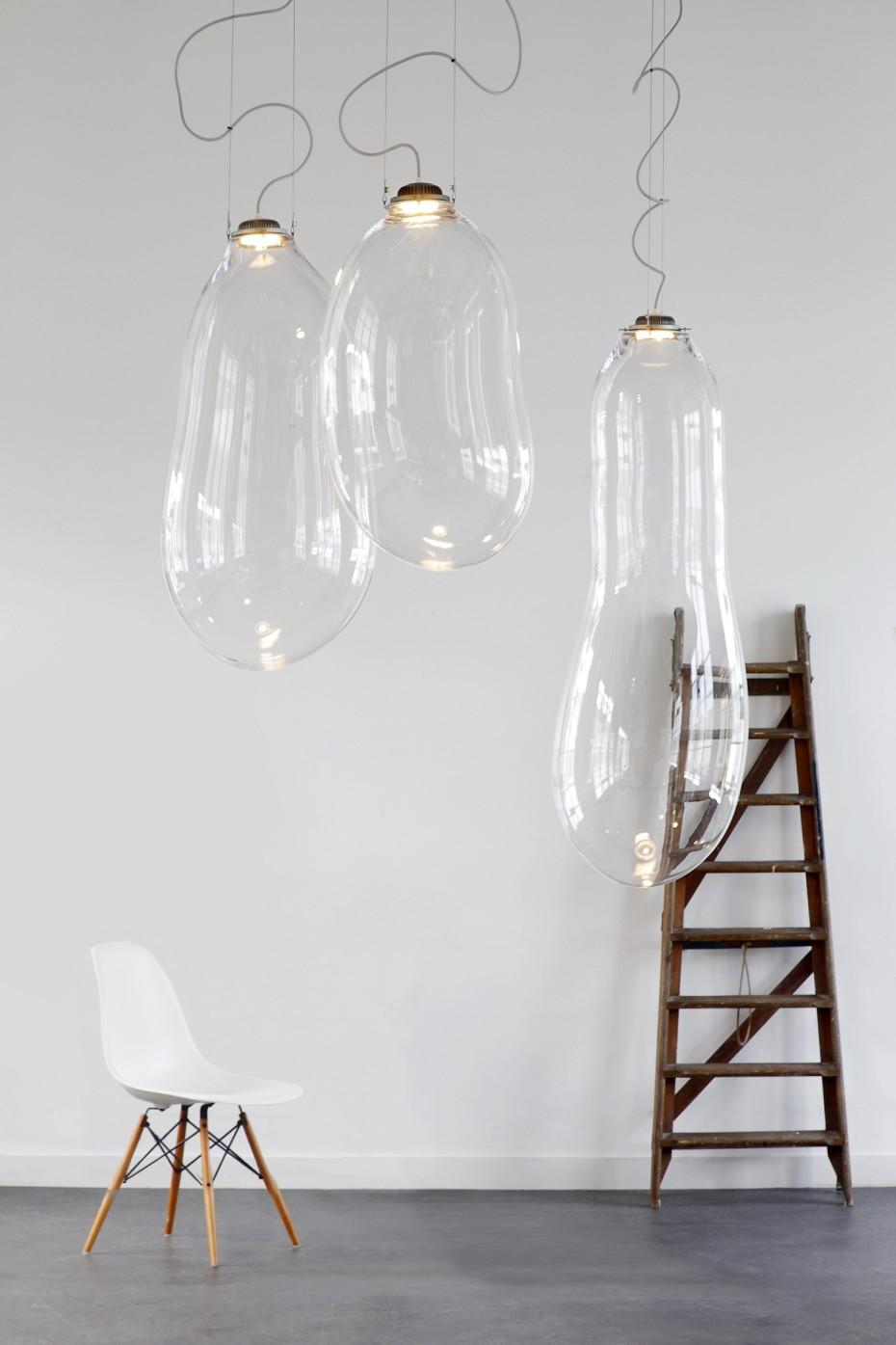 Big Bubble by Alex de Witte
