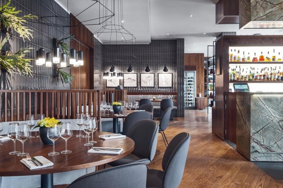 Restauracja Hilton Mercato