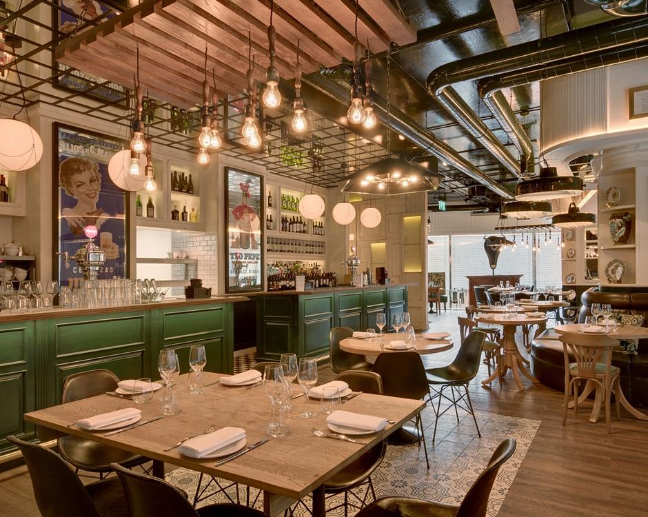 Italian Restaurant Canary Wharf Leeds