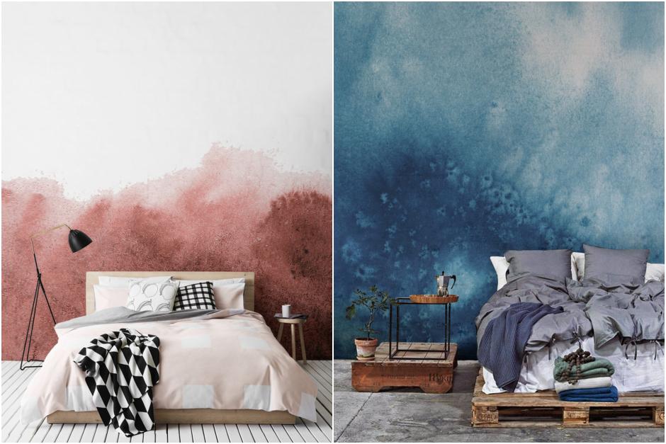 Beautiful garden wallpaper - Wall Art Czyli Jak Stworzy Niepowtarzaln Dekoracj