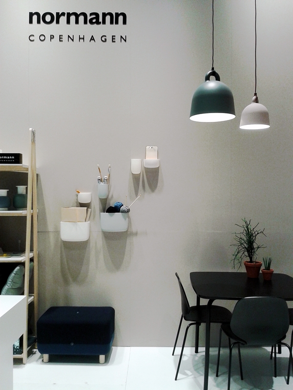 Pearls of ambiete 2014 interiors design create a beautiful world - Normann copenhagen paris ...