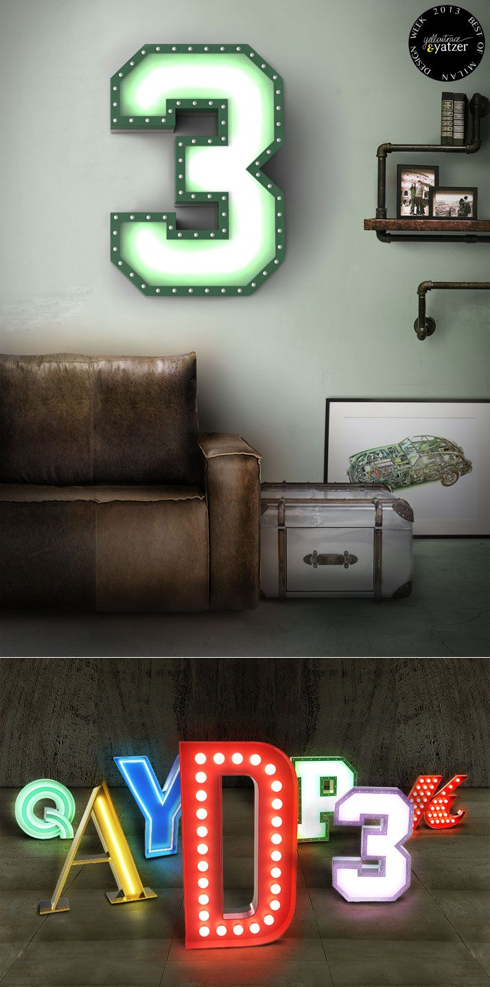 Graphic Lamp Colleciton by Delightfull