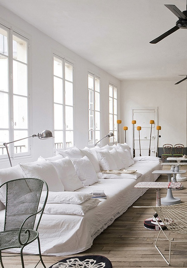 The Gorgeous Parisian Apartment Of Paola Navone