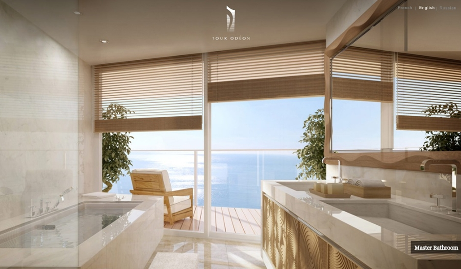 Monaco-Penthouse-master-bathroom-with-deck-access-and-ocean-views1