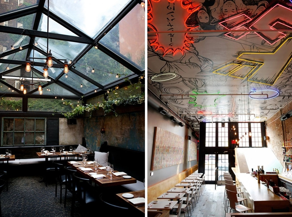 August Restaurant in New York by Brooklyn-based food and lifestyle photographer Nicole Franzen-horz