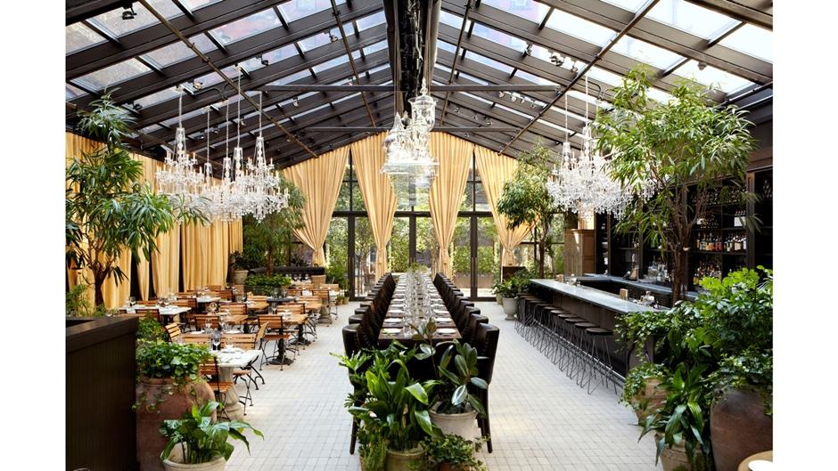 Fashionable Restaurants Nyc