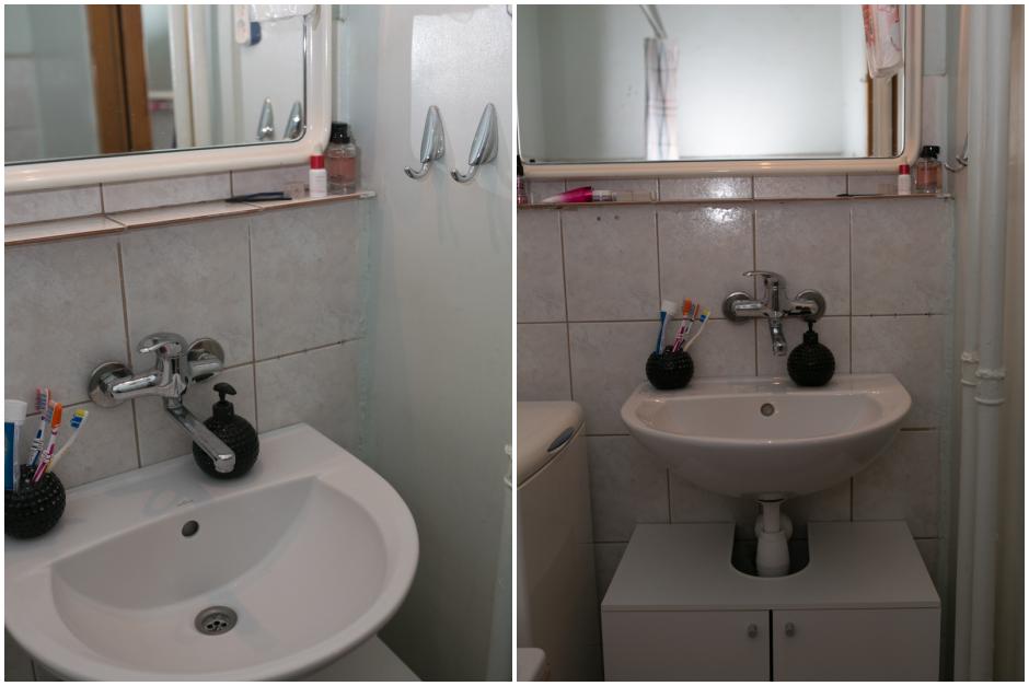 Upstyle Your Home Spektakularna Metamorfoza łazienki Za