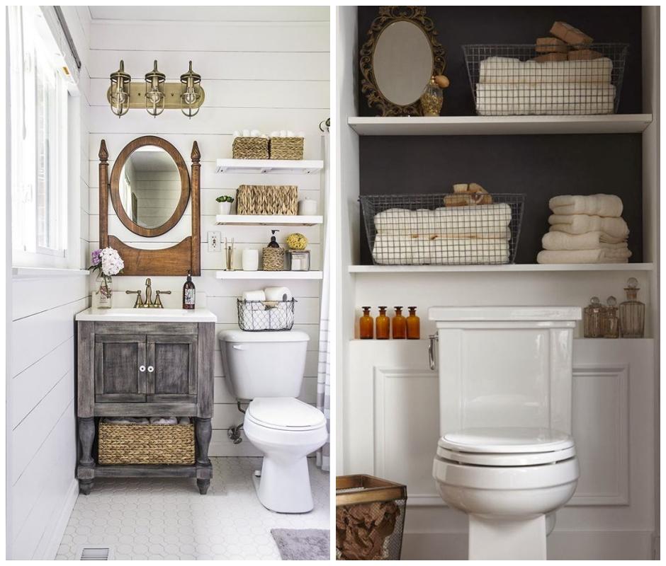 Upstyle Your Home Organizacja I Przechowywanie W łazience